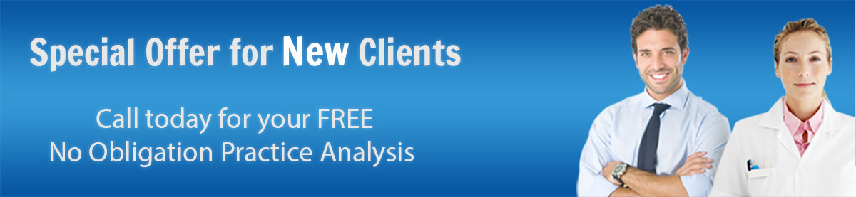Cape Medical Billing: Special Offer for New Clients - Call today for your FREE no obligation practice analysis. 888-633-2457